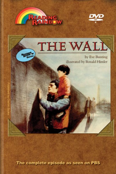 The Wall - Reading Rainbow DVD with LeVar Burton as seen on PBS with ...
